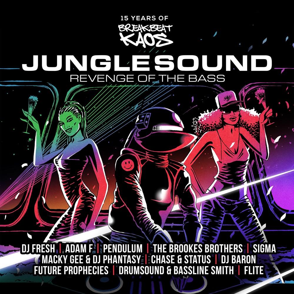 Various Artists - Junglesound: Revenge of the Bass