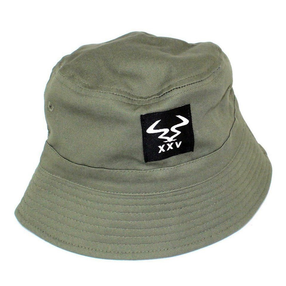 83fd9145a3b RAM Bucket Hat  Olive Green